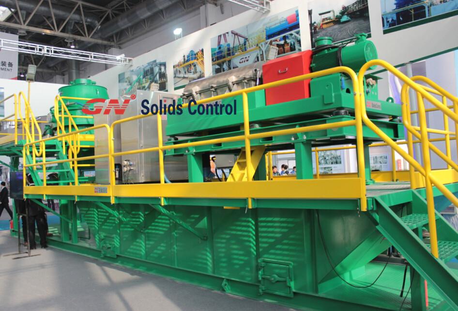 GN Drilling Waste Management System