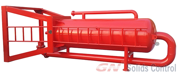 GN Mud gas separator